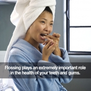 It Is Extremely Important To Floss Your Teeth! Thumbnail