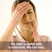 Toothache? We Can Help! Thumbnail