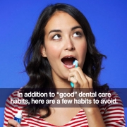 Want To Get Rid Of Those Bad Oral Habits? Thumbnail