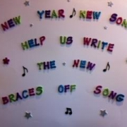 New Year, New Song!  Help us write our NEW braces off song!  Winning song writer receives a Kindle Fire HD! Thumbnail