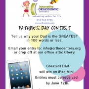 Father's Day Contest! Thumbnail