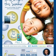 Smile bright this summer & receive a FREE iPad Mini when you start braces or invisalign treatment the same day as your consultation! Thumbnail
